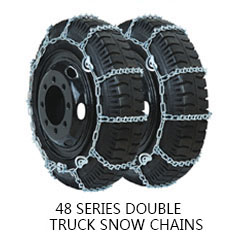 48 系列 双轮卡车防滑链 48 SERIES DOUBLE TYRE TRUCK SNOW CHAIN