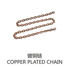 镀铜链 COPPER PLATED CHAIN